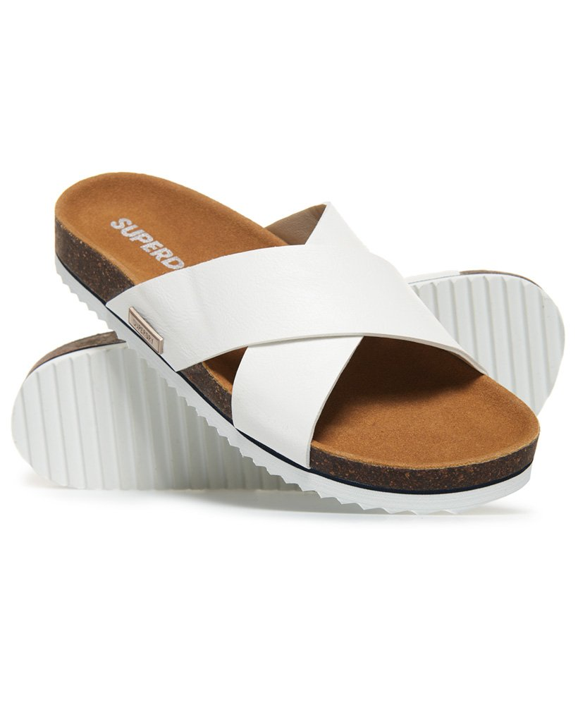 Superdry Luxe Badesandalen thumbnail 1