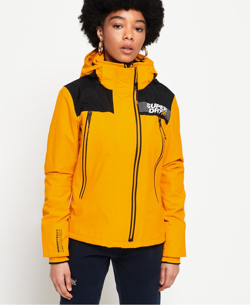 Superdry Arctic Colour Block Velocity SD-Windcheater Jacket thumbnail 1
