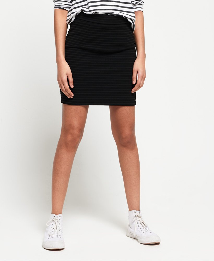 Superdry Elissa Mini 90's Skirt  thumbnail 1