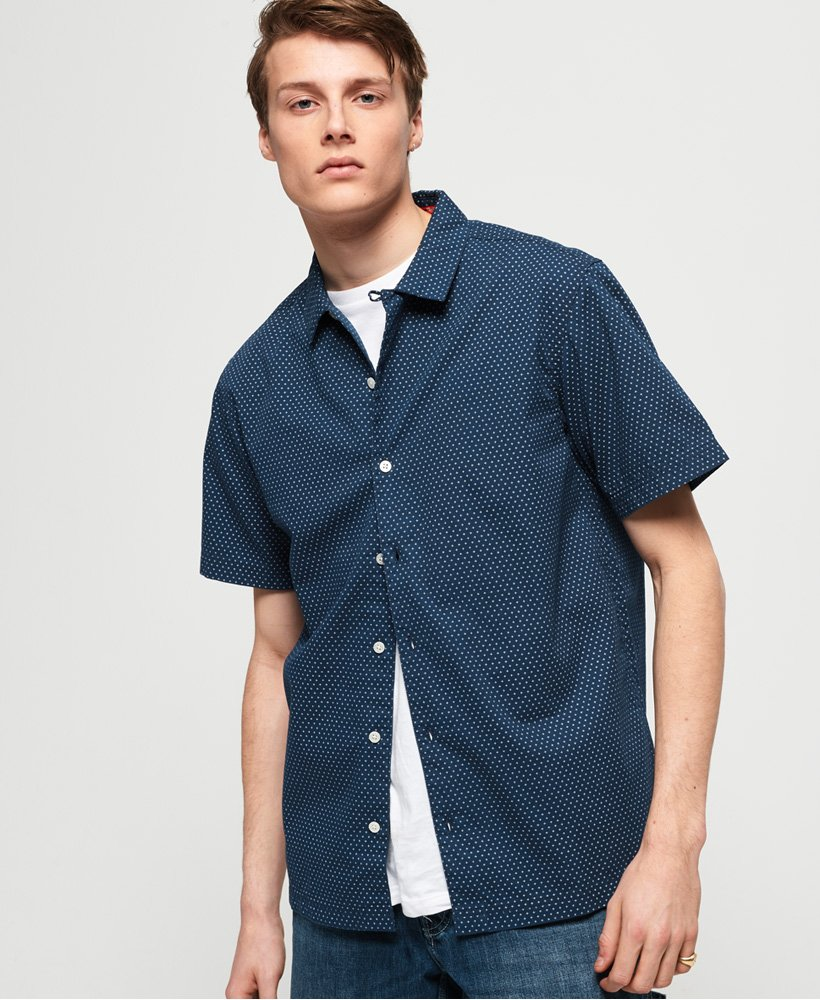 Superdry Havana Beach Short Sleeve Shirt  thumbnail 1