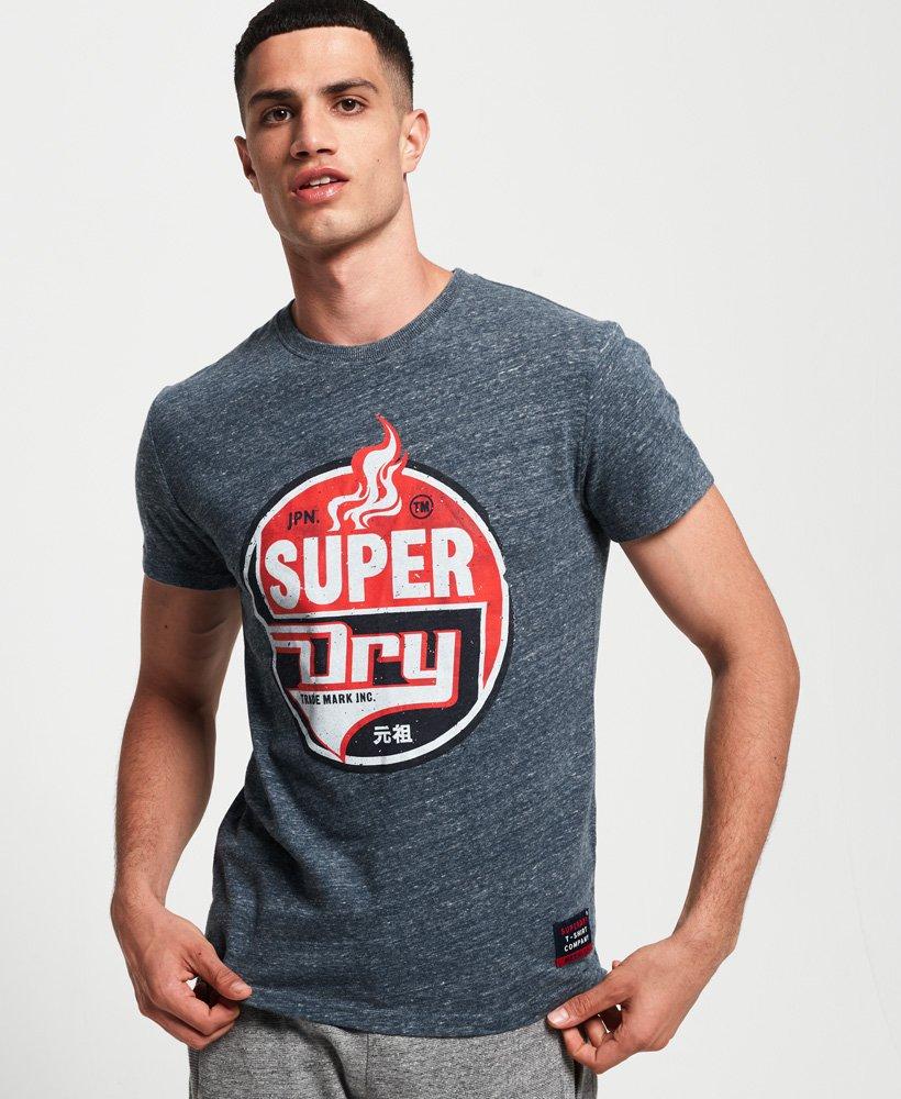 Superdry Nickle Tab T-Shirt thumbnail 1