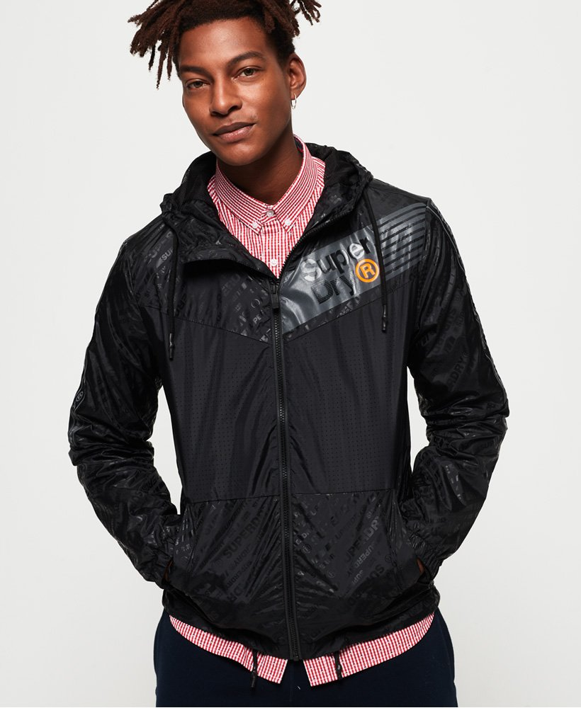 Superdry Ollie Core Windjacke thumbnail 1