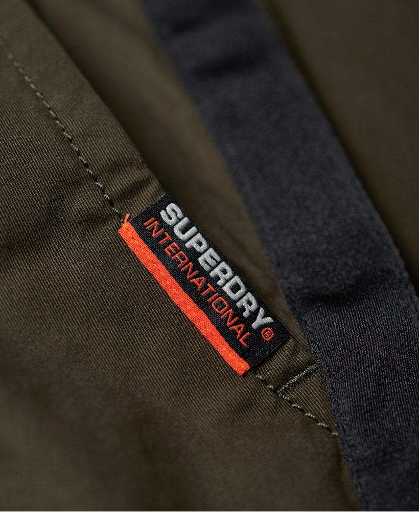 Superdry International Side Stripe chinobukser Herre Bukser