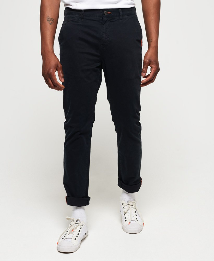 Superdry Pantalon chino slim léger International thumbnail 1
