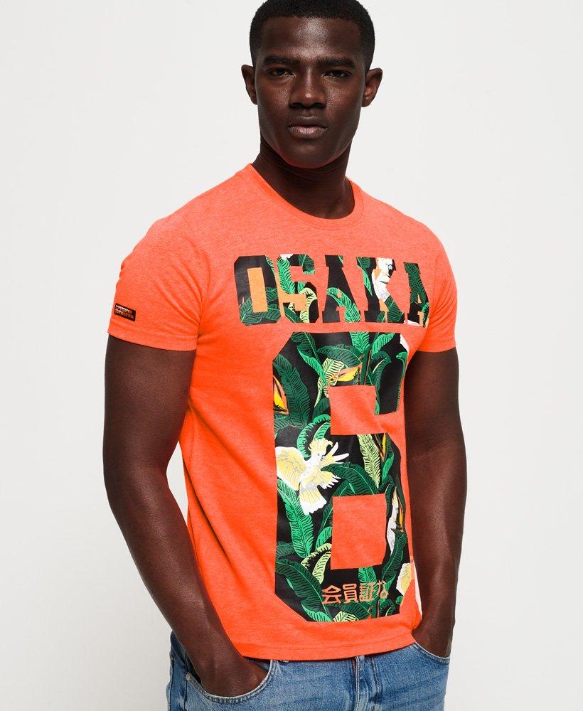 Superdry T shirt semi épais Osaka T shirts pour Homme