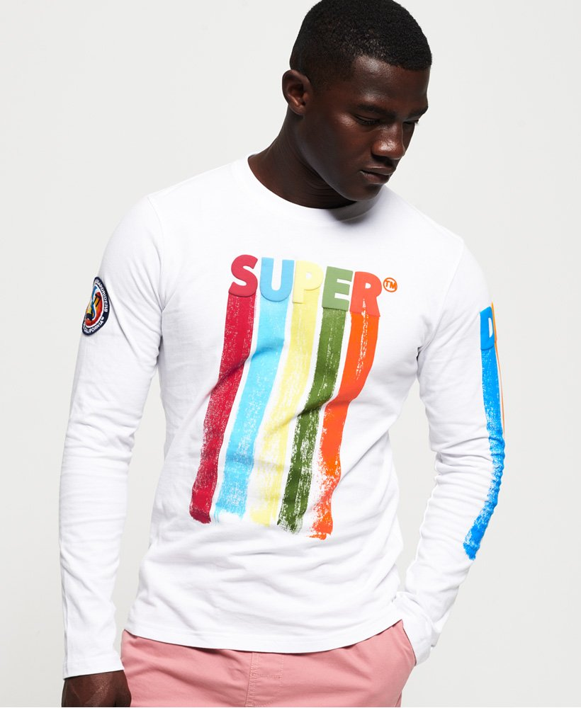 Superdry 76 Surf Long Sleeve T-shirt thumbnail 1