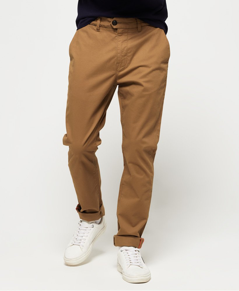 Superdry International Merchant Chinos thumbnail 1