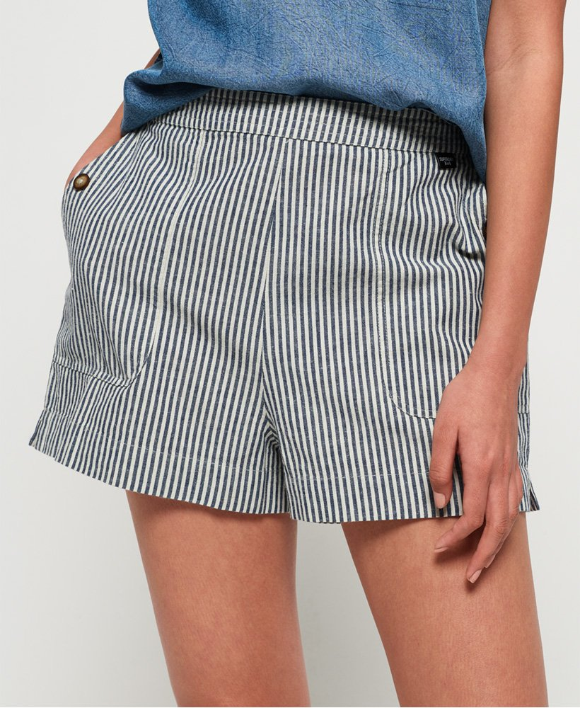 Superdry Mila Culotte Shorts thumbnail 1