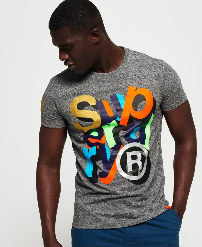 Superdry Super 5 T-shirt thumbnail 1