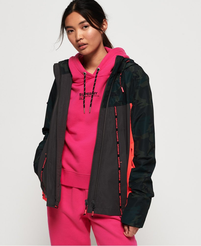 Superdry Printed Rapid SD-Windcheater Jacket thumbnail 1