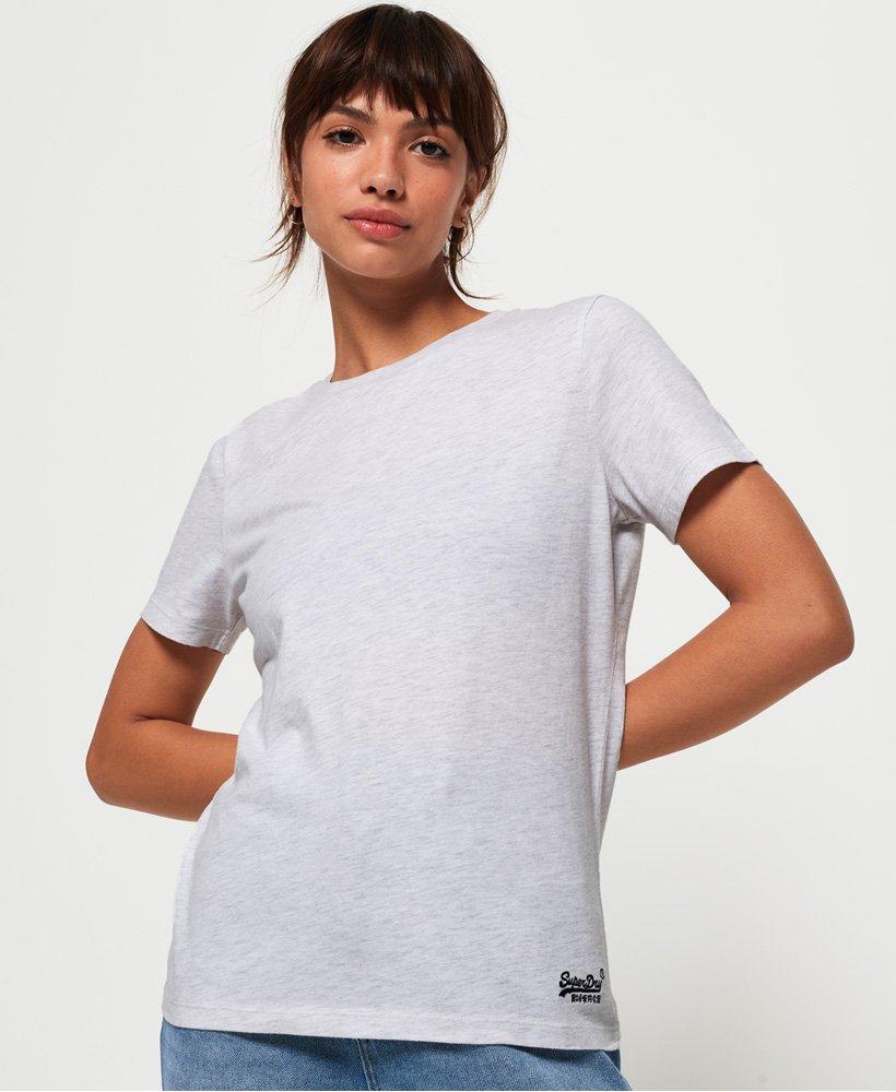 Superdry Orange Label Crew Neck T-Shirt thumbnail 1