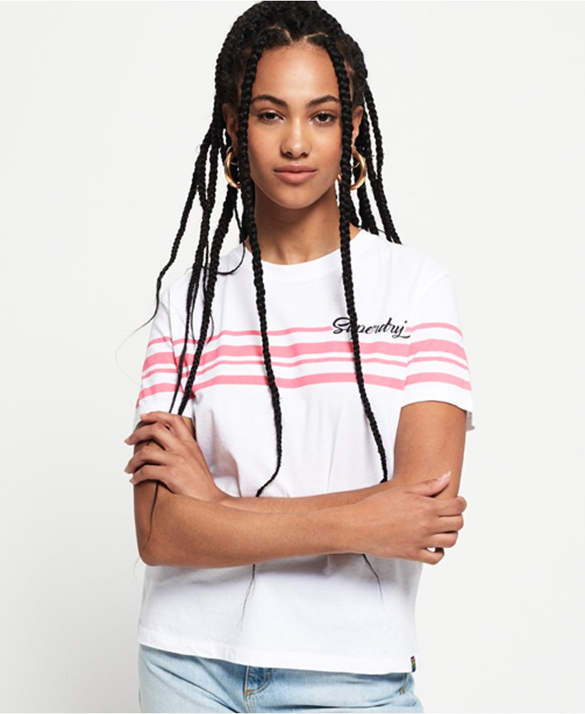 Superdry Leona Graphic T-Shirt  thumbnail 1