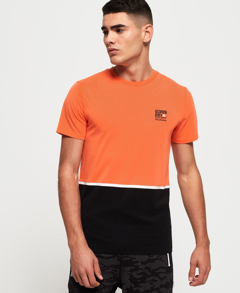 Superdry Core Blocked T-Shirt thumbnail 1