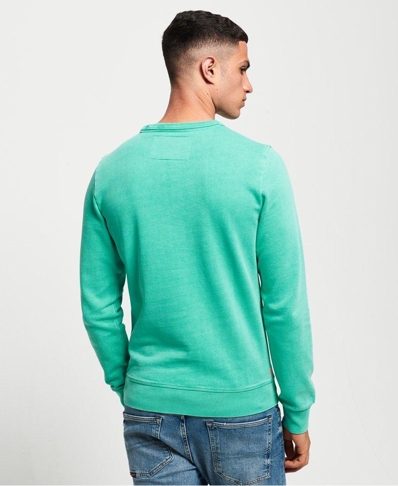 Superdry Orange Label Pastel Line Crew Sweatshirt Men's