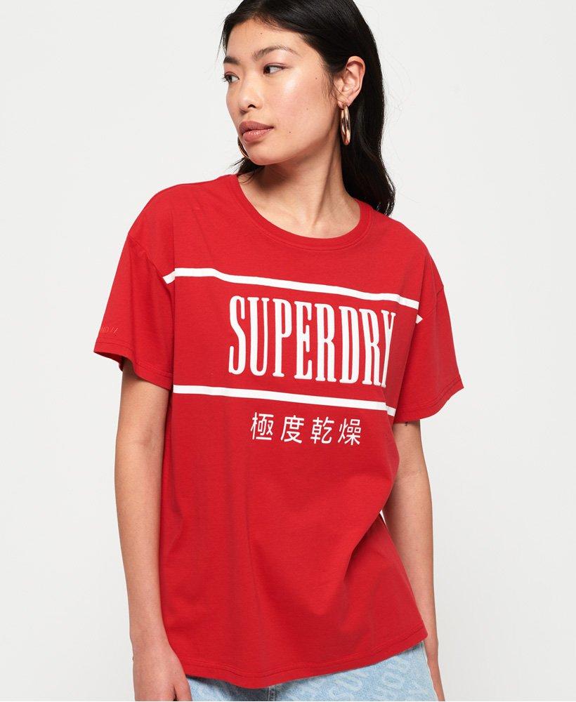 Superdry T-shirt Super 90s Portland  thumbnail 1