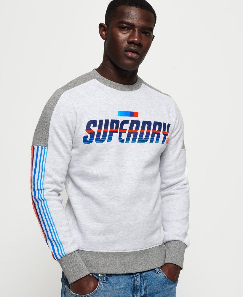 Tee shirt hommes, Sweat à capuche : Superdry Manteau long