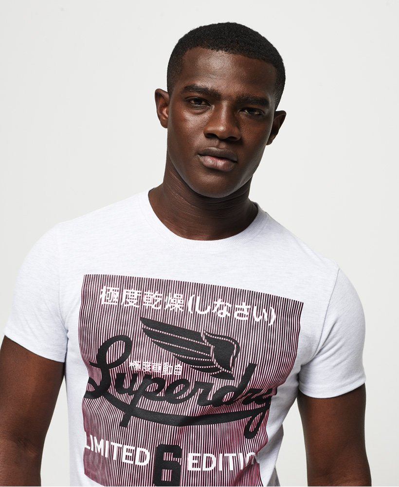 Superdry Super Illusion T-Shirt thumbnail 1