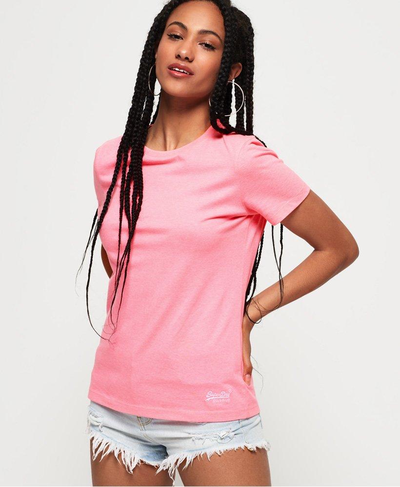 klor t skjorte rosa