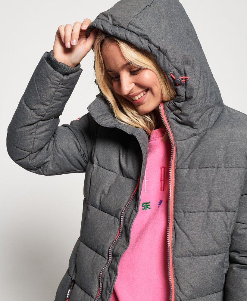 Superdry Tall Sports Puffer jakke Dame Jakker og yttertøy
