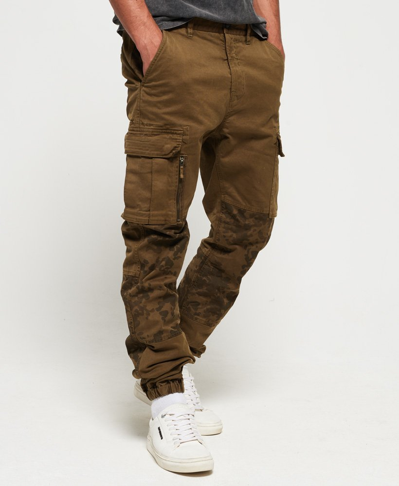 pantalon cargo homme superdry
