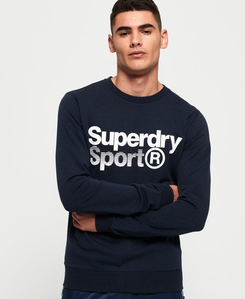 Superdry Core Sport Crew Sweatshirt thumbnail 1