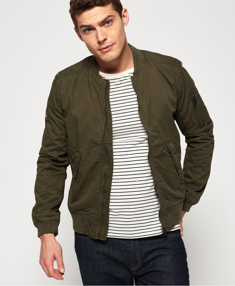 Superdry Bomber Rookie Duty