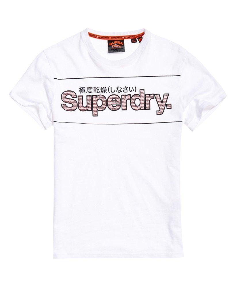 Superdry Retro Sport T skjorte Herre T skjorter