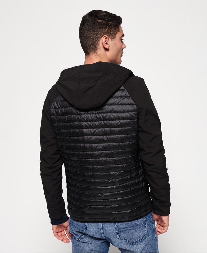 Superdry Mountaineer Softshell Hybrid jas Jassen voor Heren
