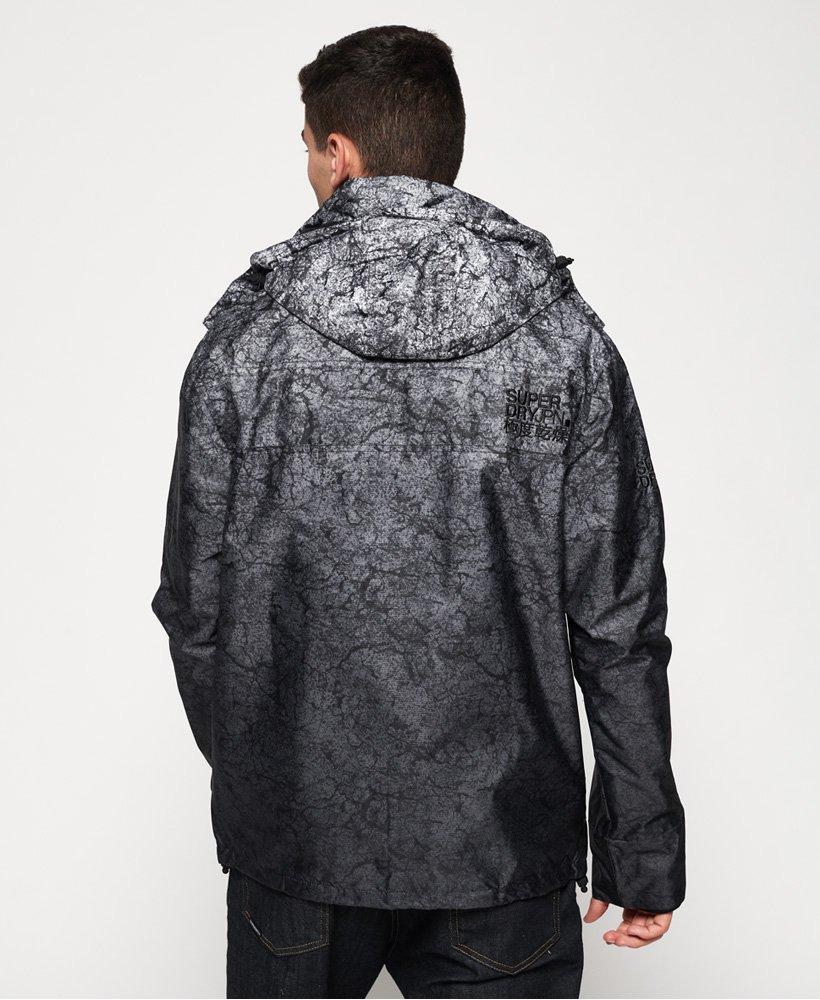 Print Pop Zip SD Windcheater jakke med hette,Herre,Windcheaters