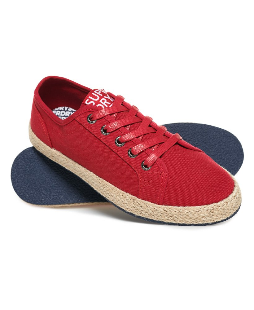 Superdry Lace Up Espadrilles thumbnail 1