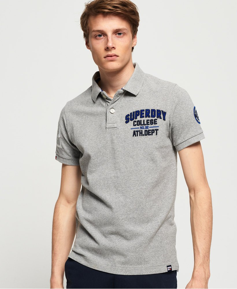 Superdry Superstate Shadow Polo Hombre