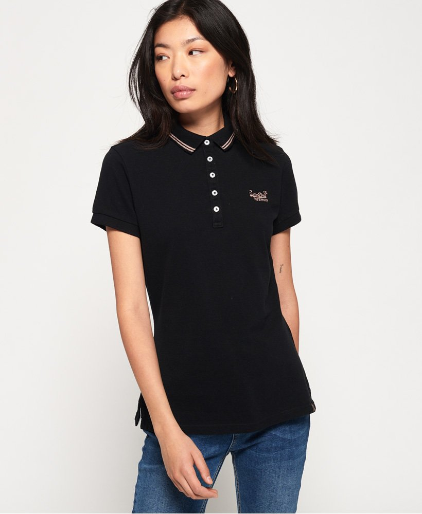 Polo Superdry Pour Classic Femme Tops byYf6v7g