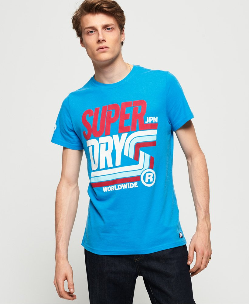 Retro Classic Lite T Shirt by Superdry