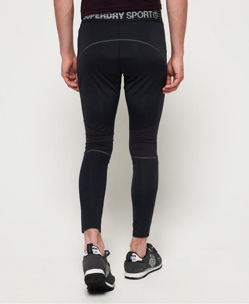 Superdry Active Training leggings Killar Joggingbyxor