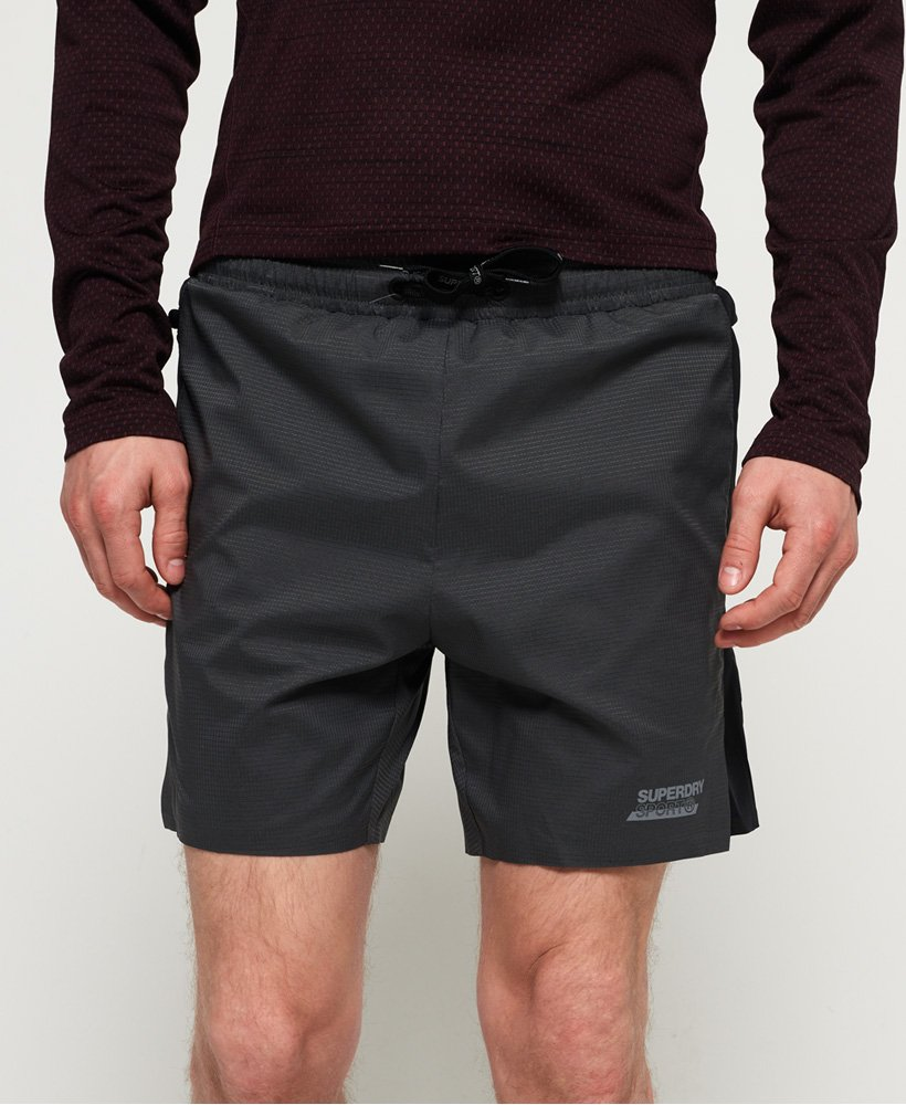 Superdry Active Double Layer Shorts thumbnail 1