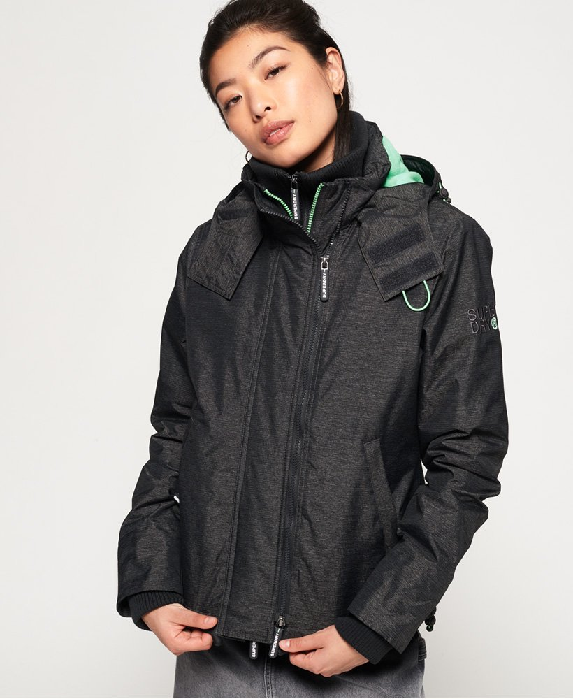 Superdry Arctic Pop Zip SD-Windcheater vindjacka med huva thumbnail 1
