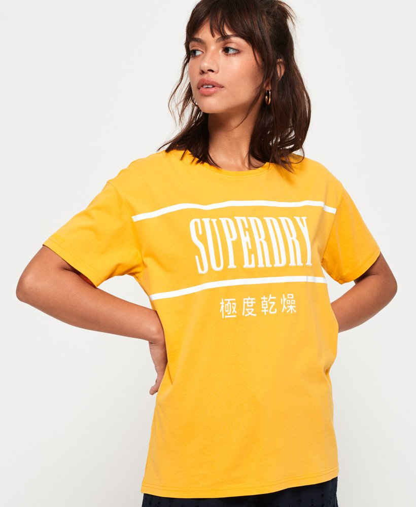 Superdry T-shirt Super 90s Portland  thumbnail 1