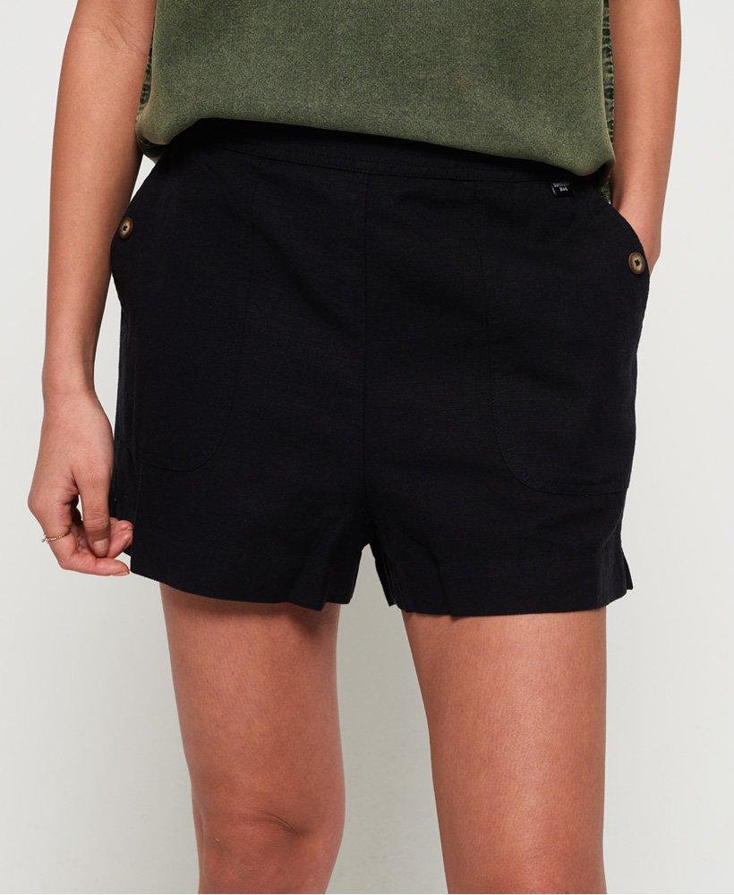 Superdry Pantalones cortos estilo culotte Mila thumbnail 1