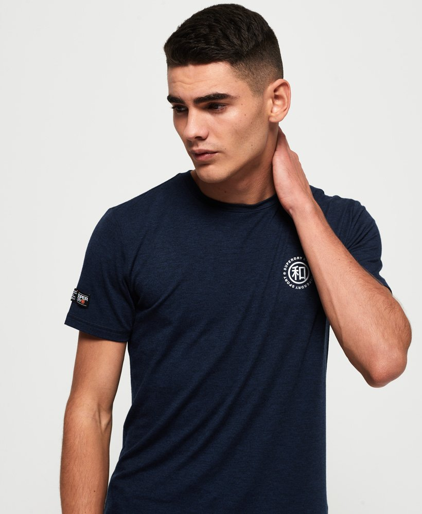 Superdry Herren Active Flex T-Shirt