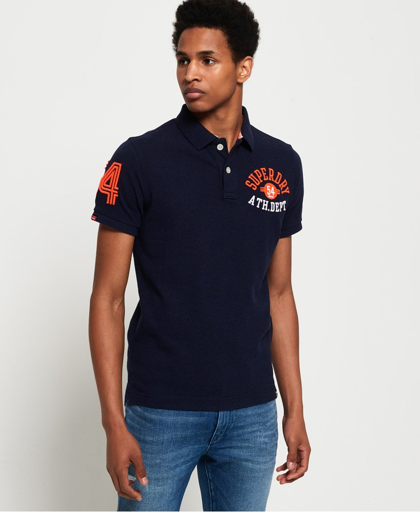 Superdry Superstate Classic Polo Shirt  thumbnail 1