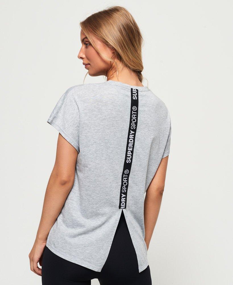 skjorte med splitt