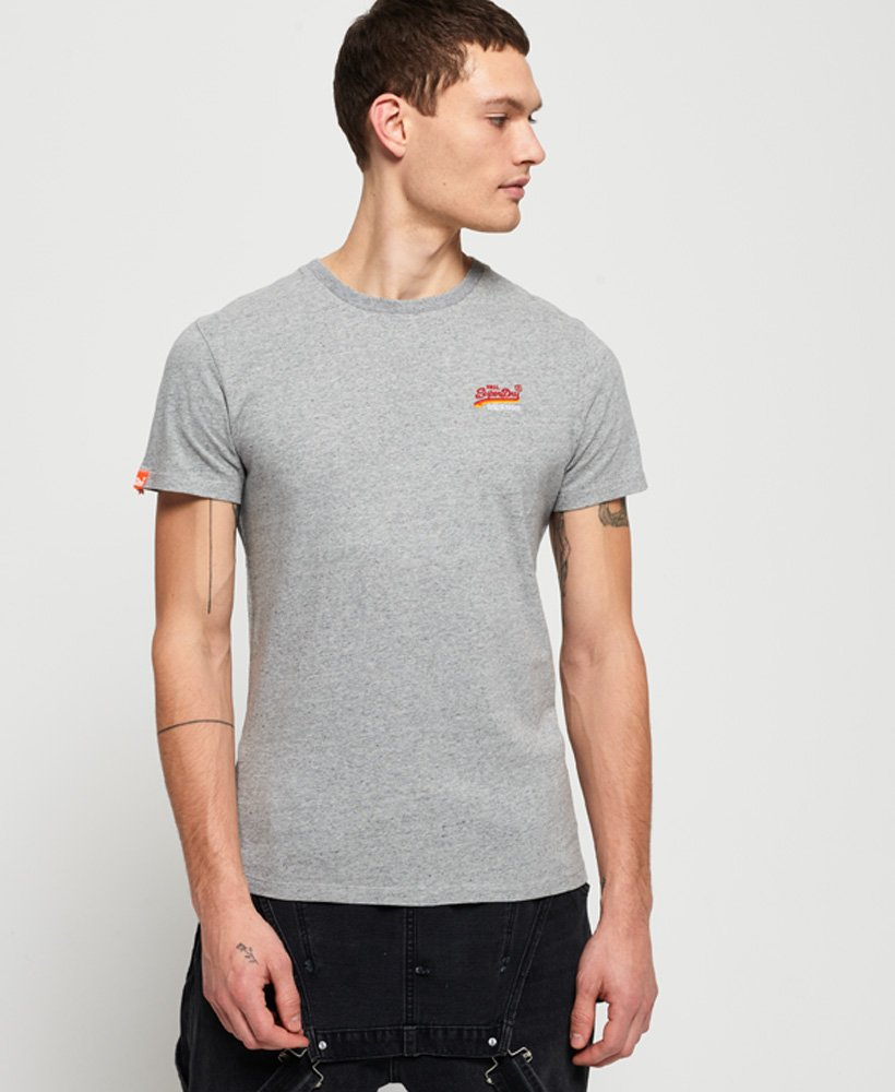Superdry Orange Label Vintage Embroidered T-Shirt thumbnail 1