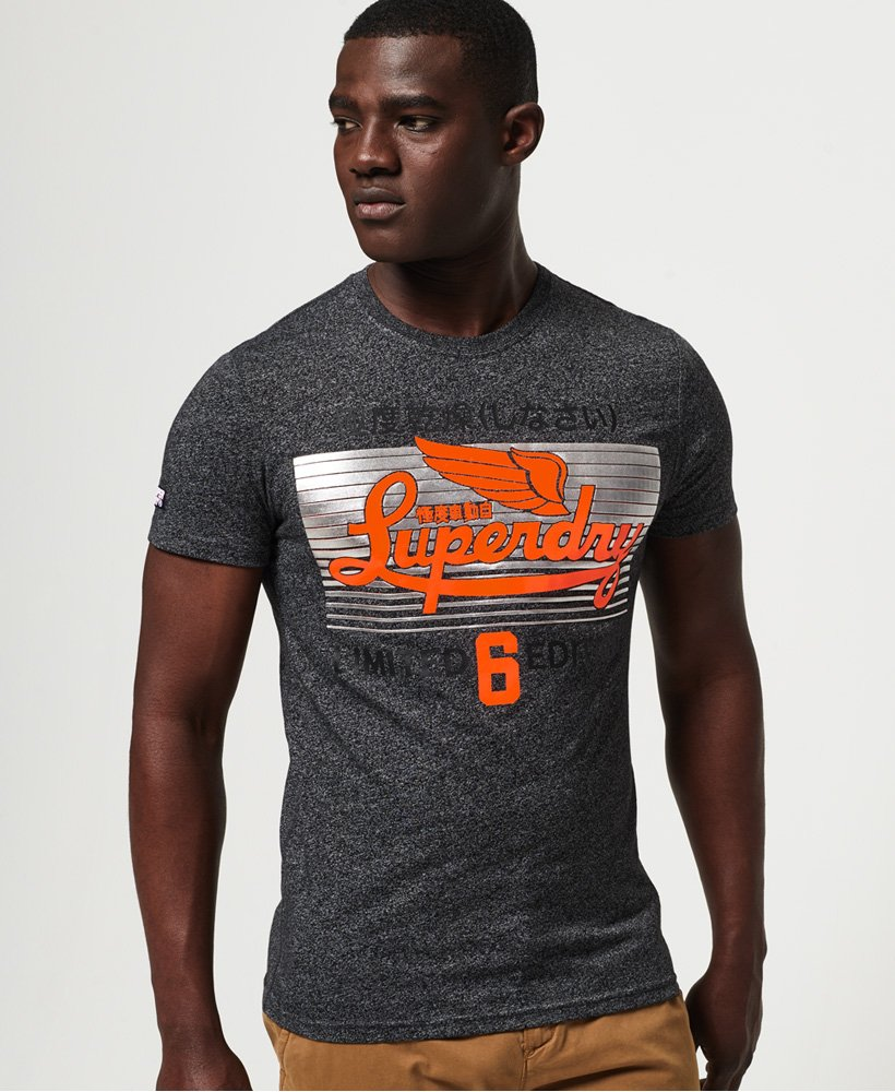 Superdry Limited Icarus Lite Fade T-Shirt thumbnail 1