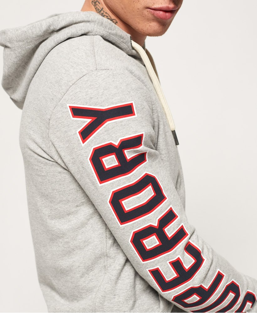 Superdry Sweat à capuche zippé Osaka 6 Lite Sweats à