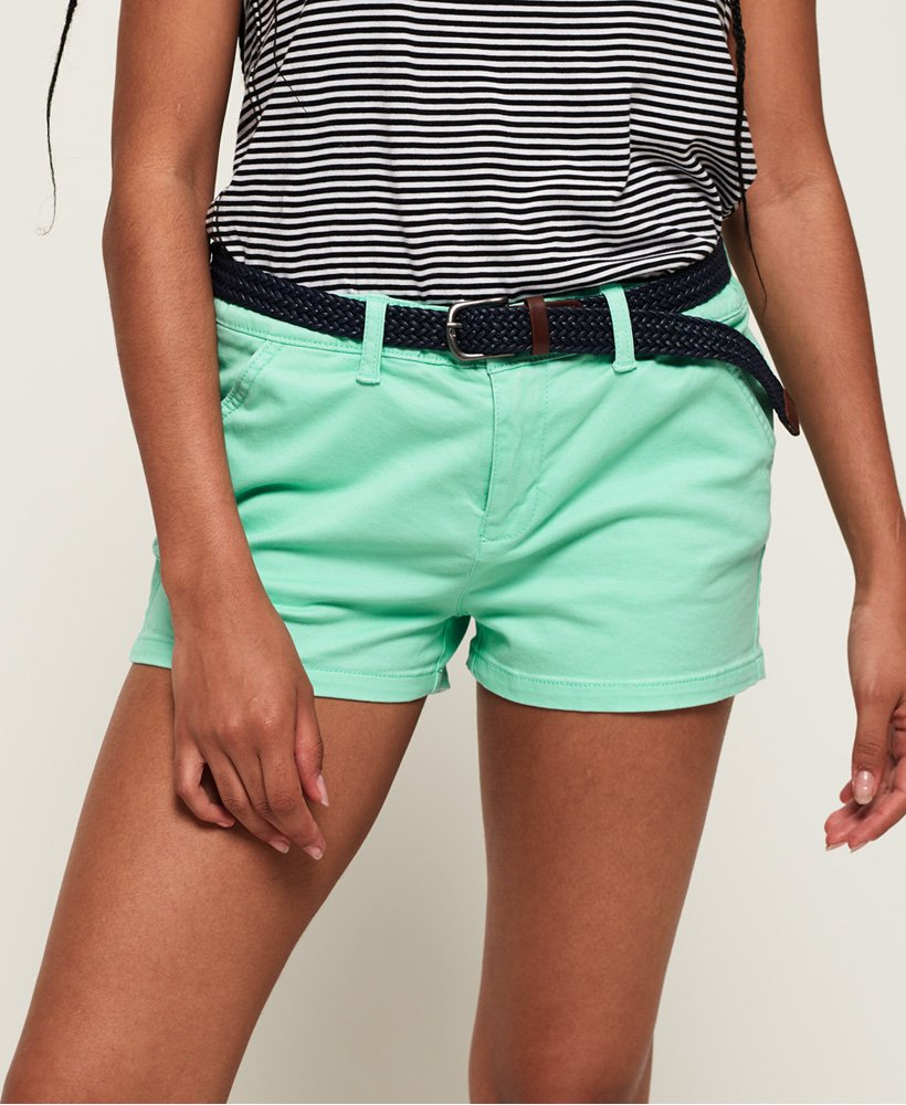 Superdry Pantalones cortos International Hot Mujer Sale