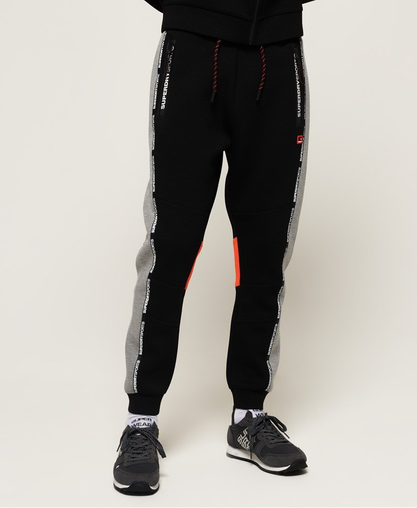 Superdry Joggers Gym Tech Taped thumbnail 1