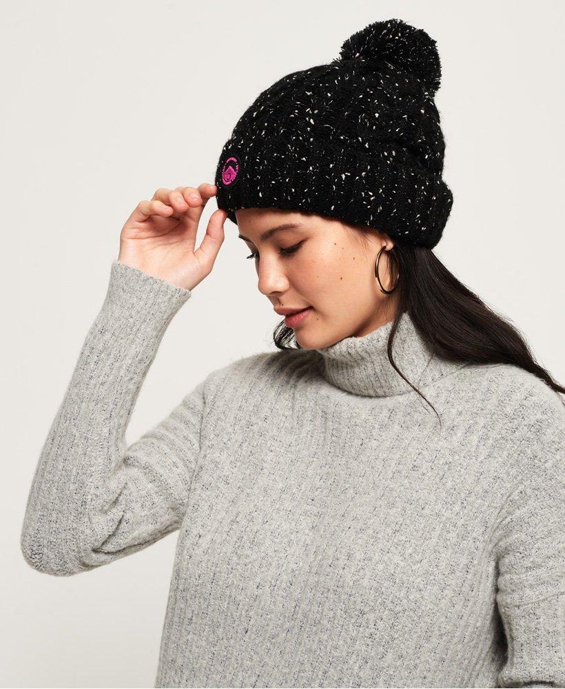 bonnet femme superdry