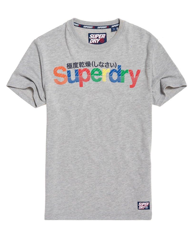 Superdry Retro Sport T-Shirt thumbnail 2