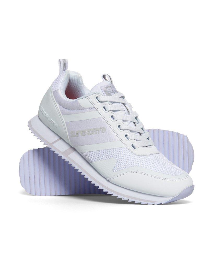 Mens - Fero Runner Trainers in White