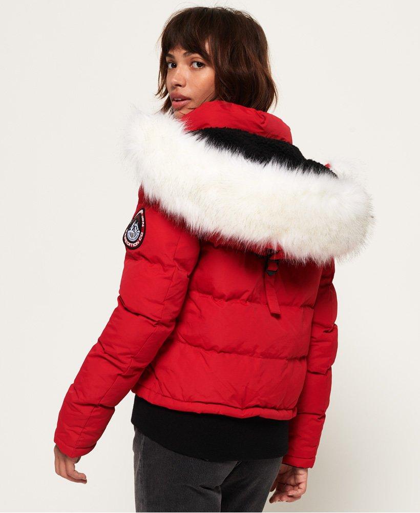 Blouson aviateur Everest Ella Superdry taille 40